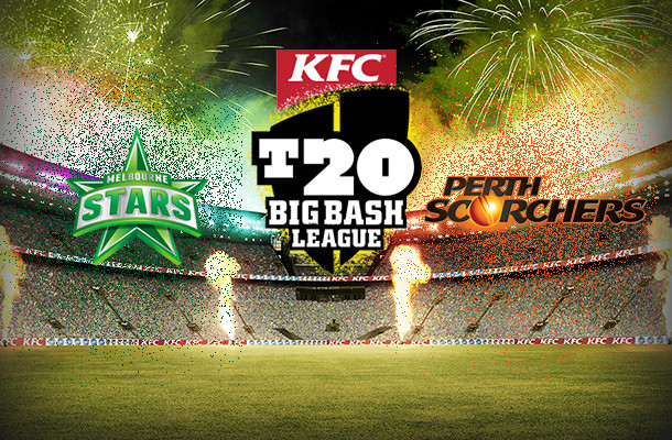 Melbourne Stars will play the 1st semi final against Perth Scorchers at WACA Ground