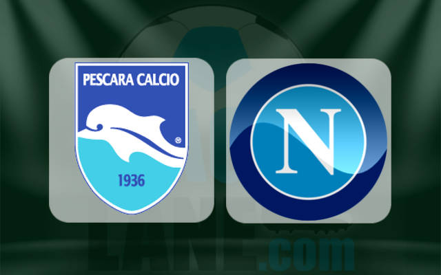 Napoli Vs Pescara