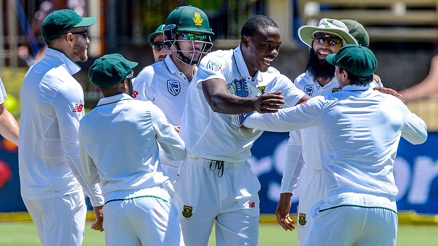 Sri Lanka lost 3rd Test against the Proteas by an innings and 118 runs at Johannesburg