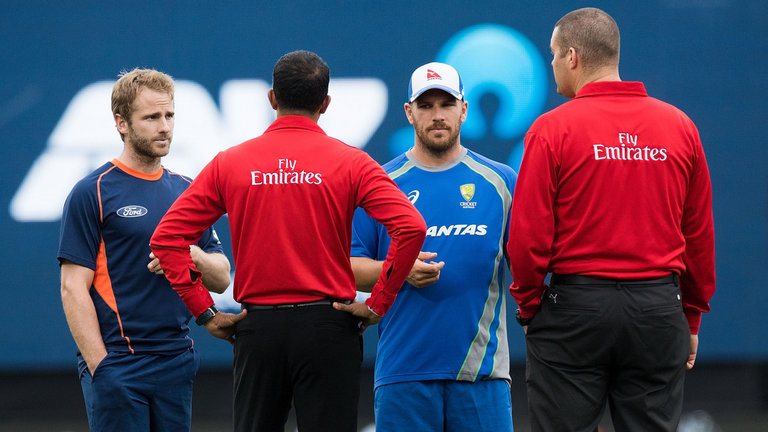 2nd ODI between Aussie and Black Caps was abandoned due to rain