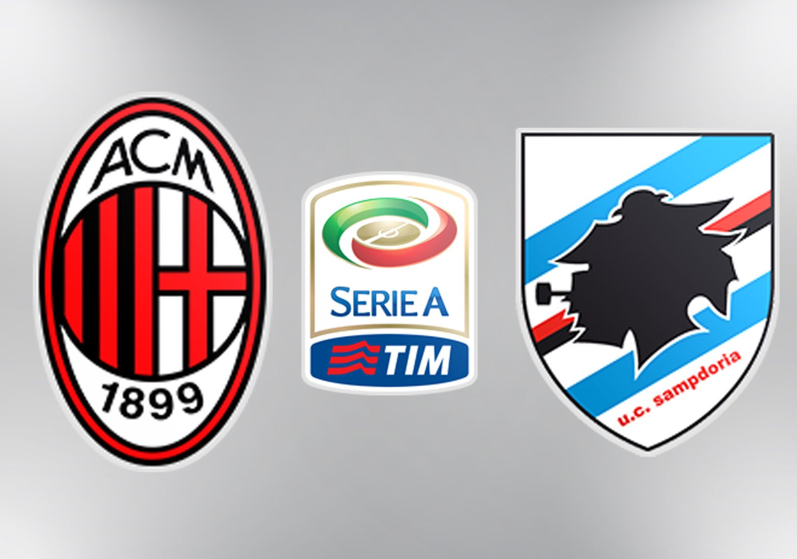 AC Milan Vs Sampdoria head to head