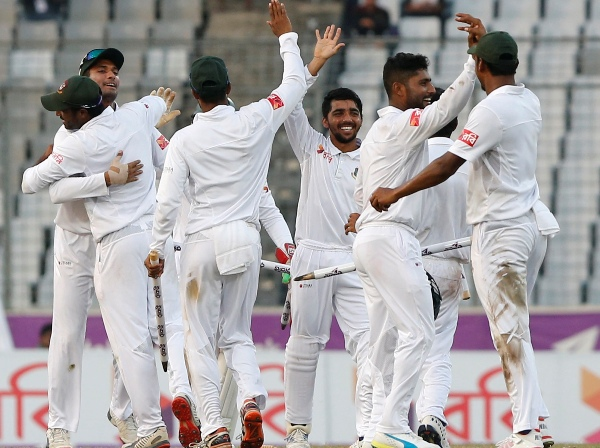 Bangladesh drawn the warm up match against India A