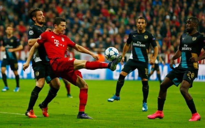 Bayern Arsenal übertragung Tv