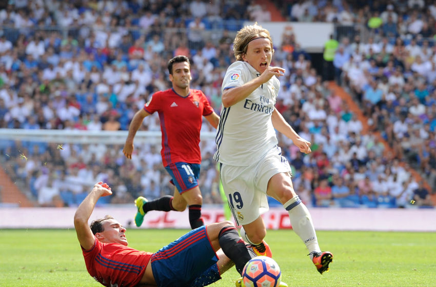 How to watch Real Madrid vs. Osasuna: Live stream, start time, TV