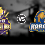 Quetta gladiators achieved expected victory over karachi kings