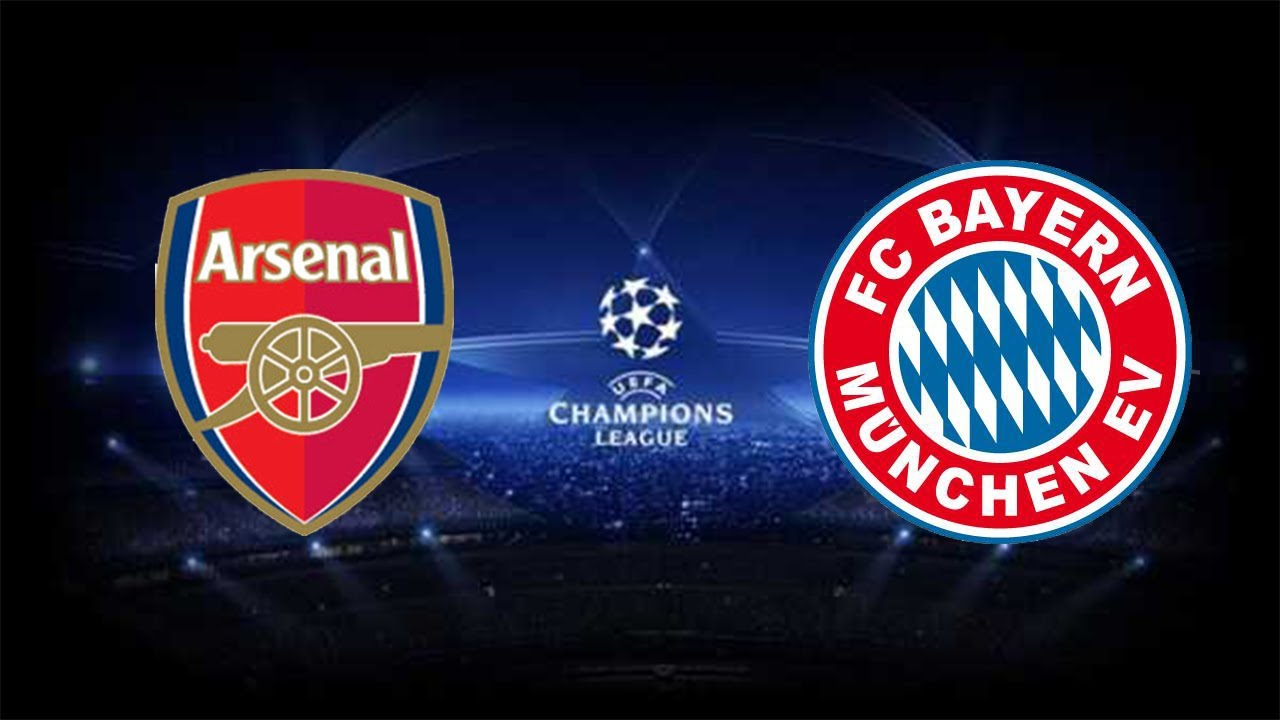 arsenal vs bayern - photo #40