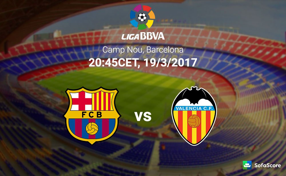 barcelona vs valencia - photo #42
