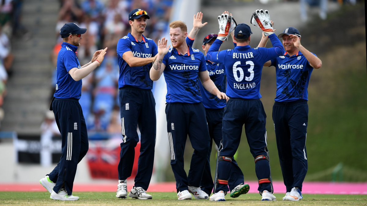 England destroyed Australia by 5 wickets