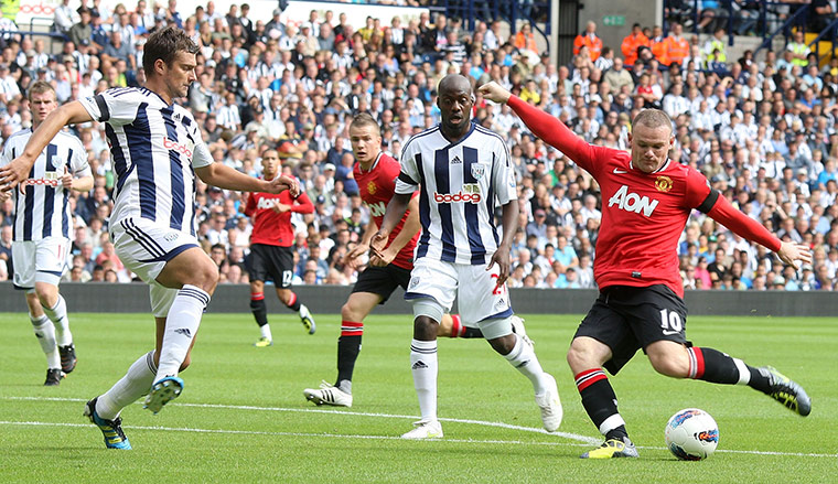 Manchester United Vs West Bromwich Will Play The Match Among Them At Old Trafford Manchester On  Also At The Match Day The Match Will Kick Off