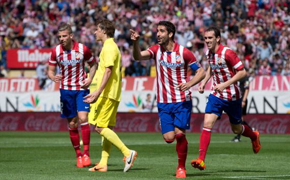 Roberto Soriano hands Villarreal shock win at Atletico Madrid