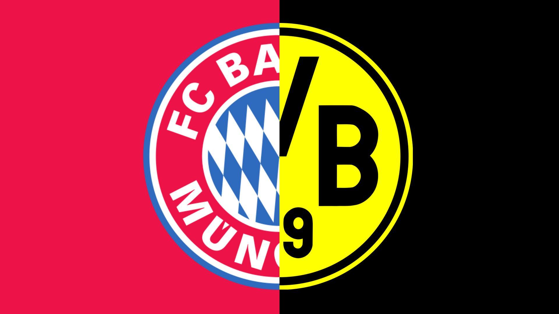 Bayern Munich Vs Borussia Dortmund DFB Pokal Semifinal