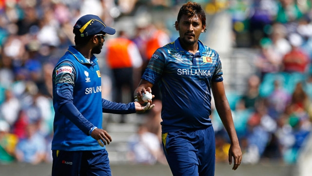 Tharanga suspended for two matches