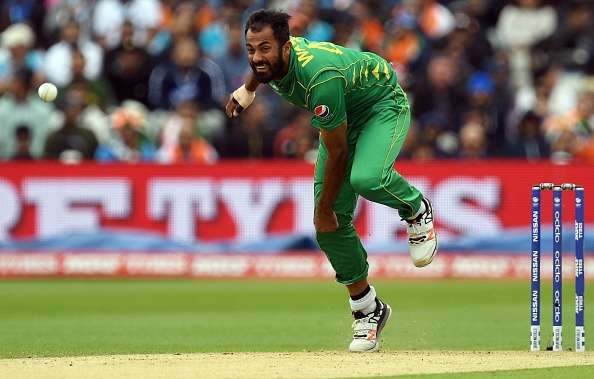Ankle injury ends Wahab's Champions Trophy for Pakistan
