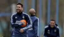 Argentina confident in fight to survive