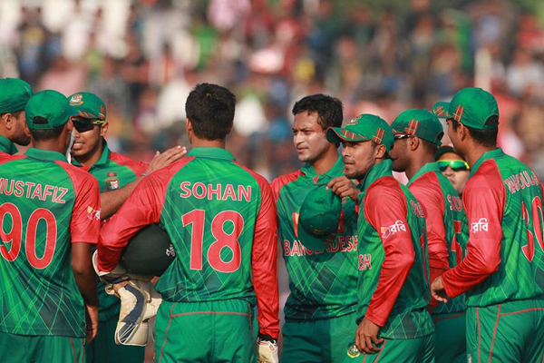 Bangladesh beat Zimbabwe by 8 wickets