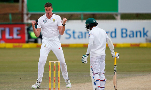 Bangladesh lost 1st Test against Proteas by 333 runs at Senwes Park