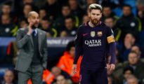 Guardiola does not want to compare De Bruyne with Messi