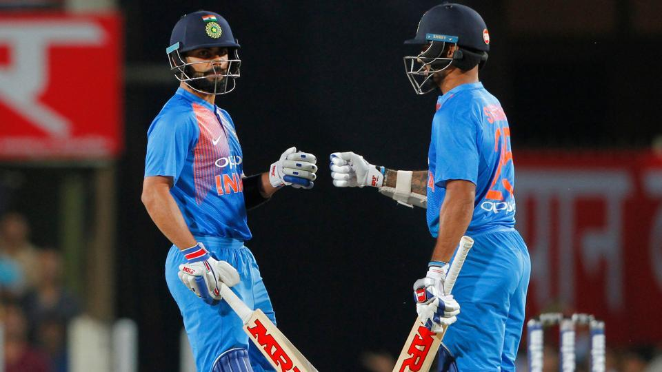 India lead T20I series against Australia by 1 - 0