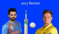Team India destroyed Aussie in ODI series