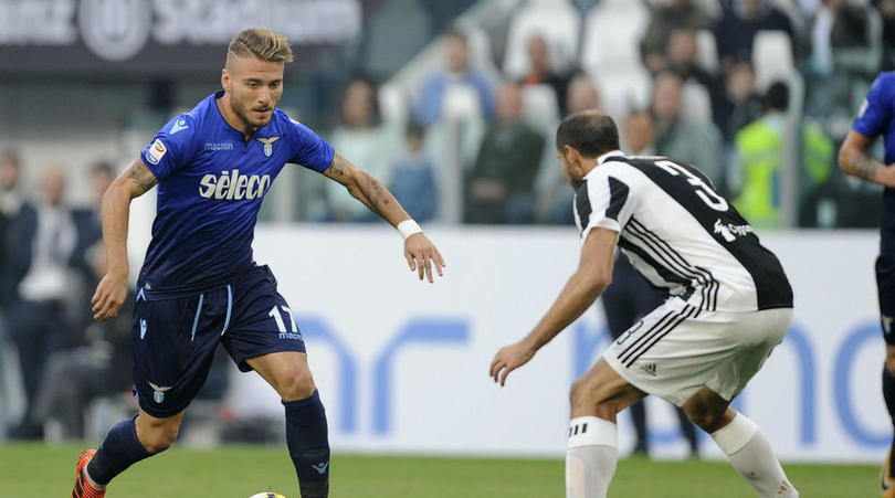 Juventus faced defeat against Lazio at Allianz Stadium