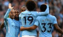 Manchester City destroyed the Potters at Etihad Stadium