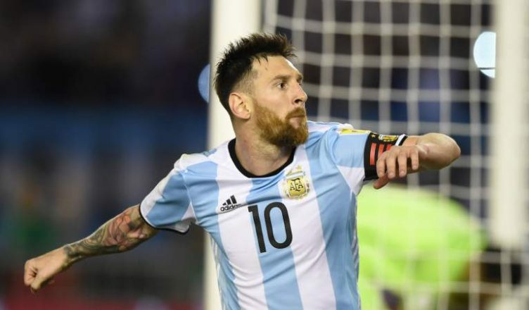 Messi deserves World Cup