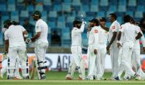Pakistan finished 1st innings by scoring 262 runs