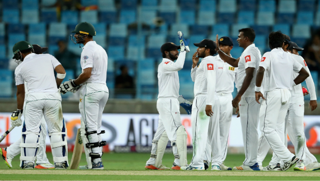 Pakistan finished 1st innings by scoring 262 runs