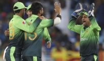 Pakistan won 1st ODI against Sri Lanka at Dubai