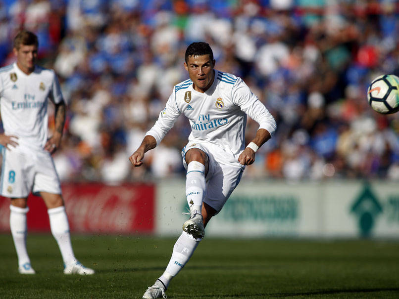Ronaldo saved Real Madrid against Getafe