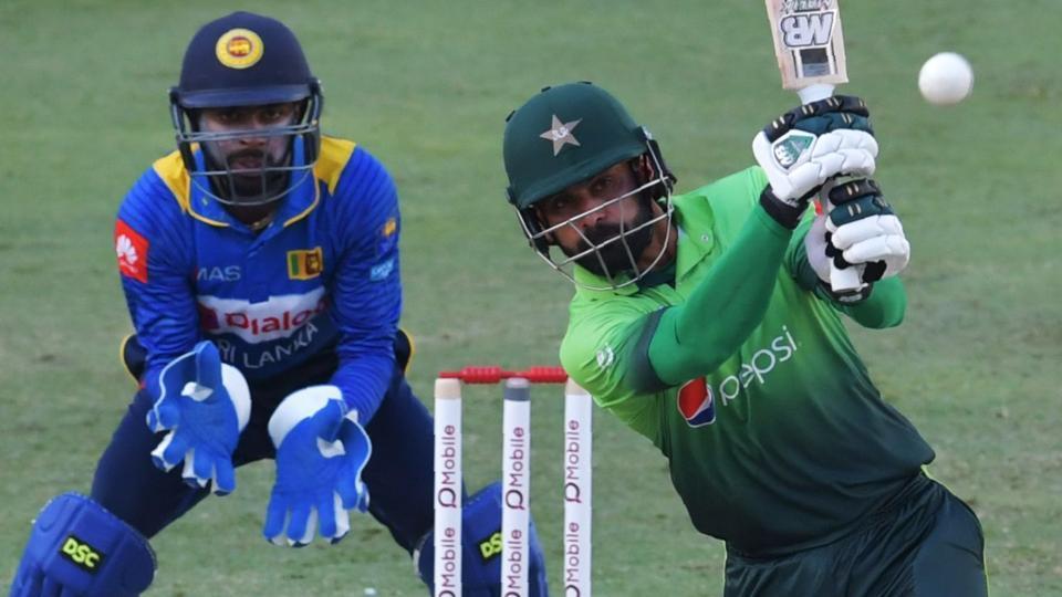 Sri Lanka chasing 292 runs target at Dubai