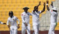 Sri Lanka lead Test series against Pakistan by 1 - 0