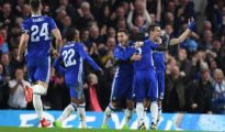 Chelsea stumbled at the home venue