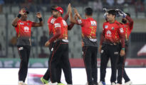 Comilla Victorians beat Chittagong by 6 wickets