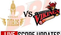 Khulna Titans lost by 19 runs