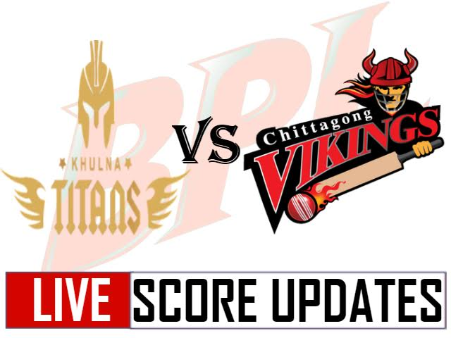 Khulna Titans beat Chittagong by 5 wickets