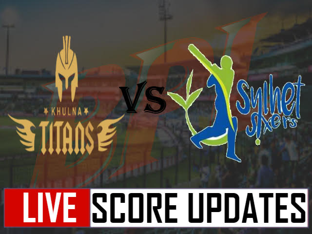 Match between Khulna and Sylhet abandoned due to rain