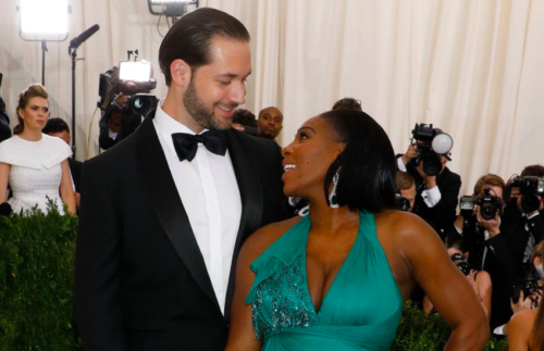 Serena Williams is about to be a married woman