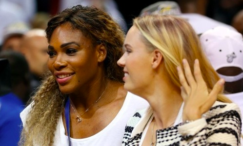 Serena Williams is married, quietly, in New Orleans