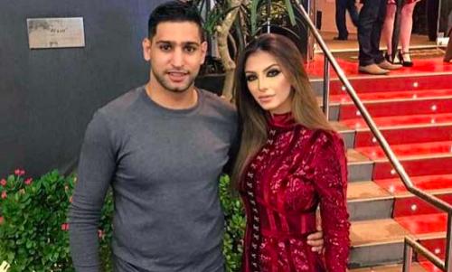 Amir Khan regrets public feud with Faryal Makhdoom
