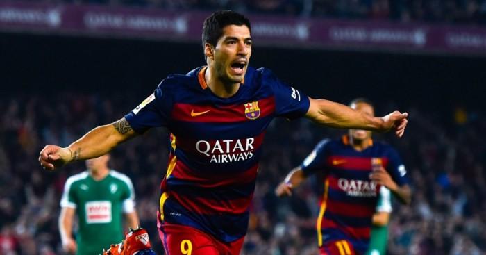 Suarez is invaluable in Barcelona