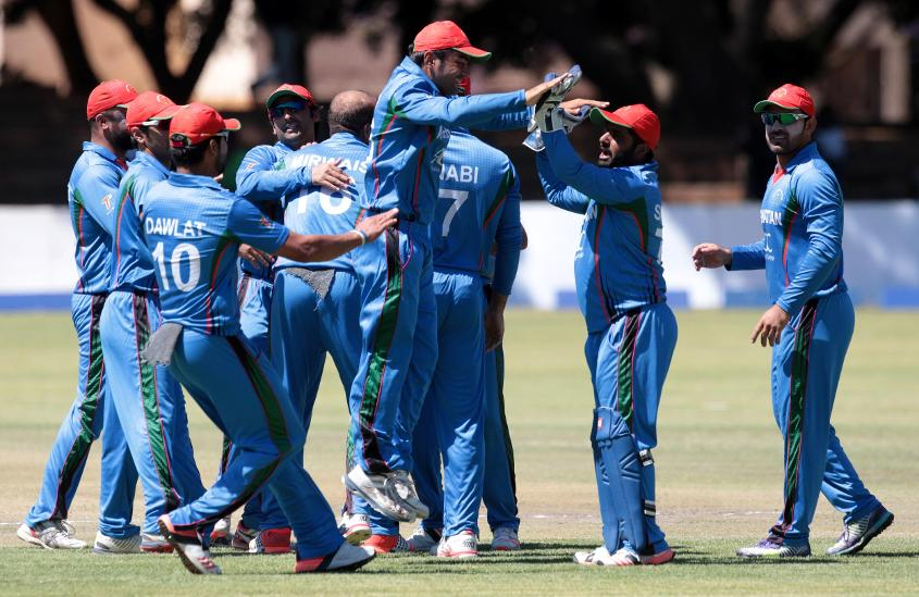 Afghanistan beat Ireland in 1st ODI
