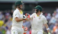 Australia finished 3rd by scoring 549 runs