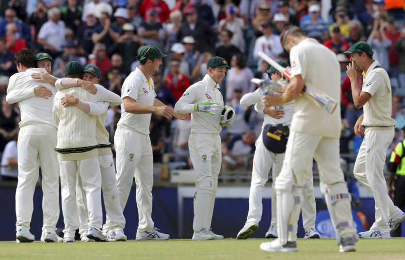 Australia secured Ashes series by winning 3rd Test
