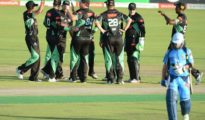 Dolphins won by 6 wickets
