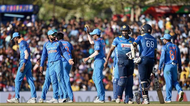 India won 2nd ODI against Sri Lanka
