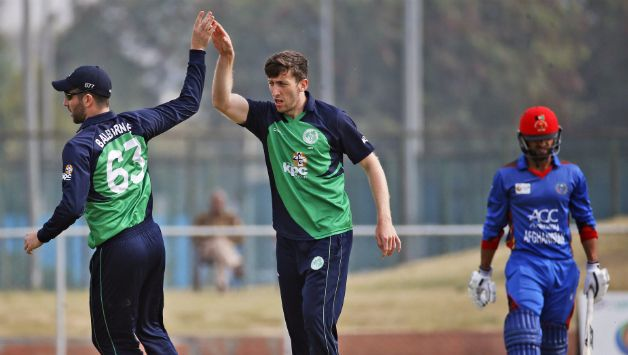 Ireland won ODI series against Afghanistan