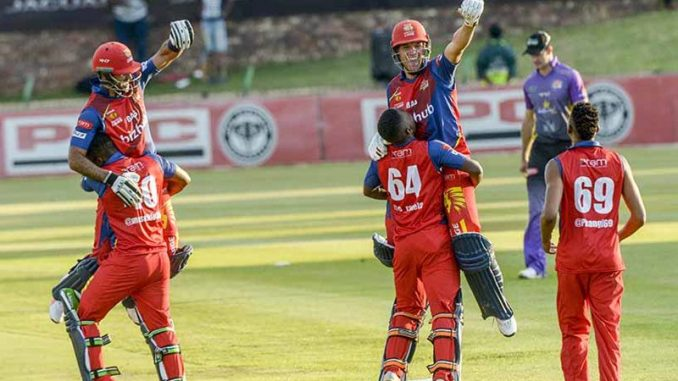 Lions lost by 4 wickets