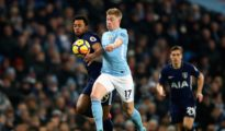 Man City destroyed Tottenham at Etihad Stadium