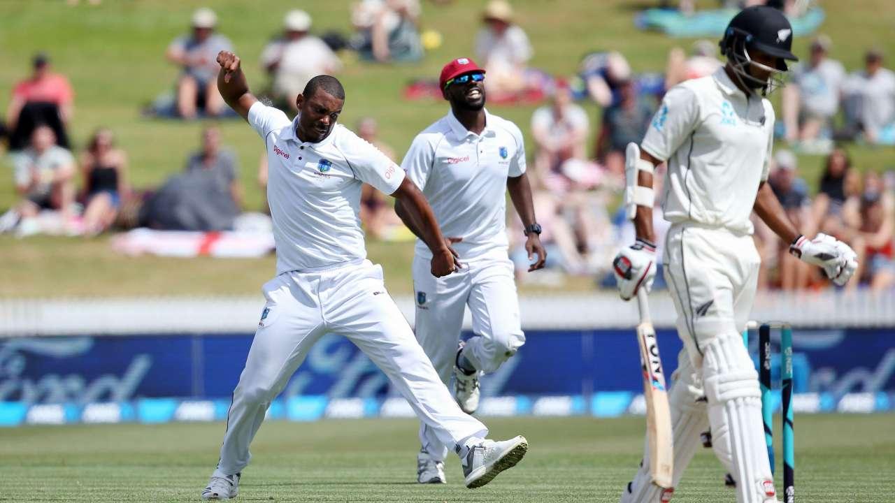 New Zealand scored 373 runs in 1st innings